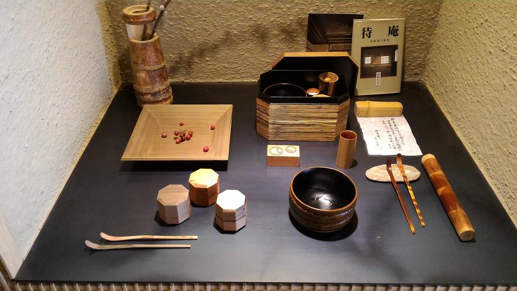 Takamura bamboo tea ceremony goods