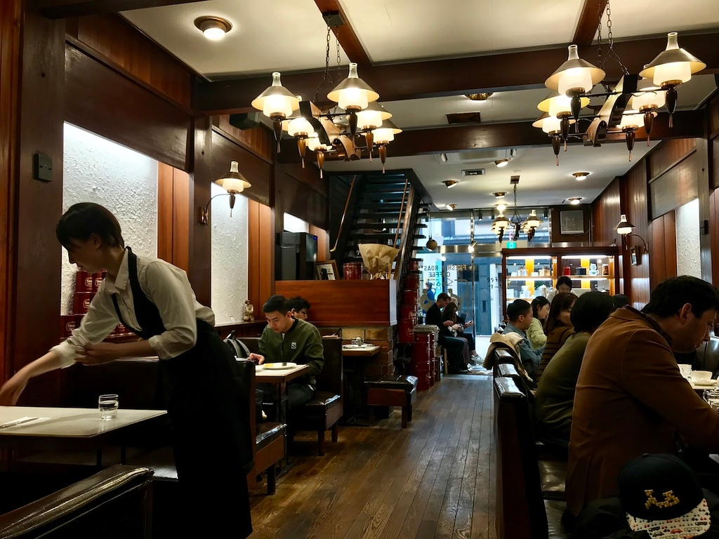 Smart Coffee in Kyoto