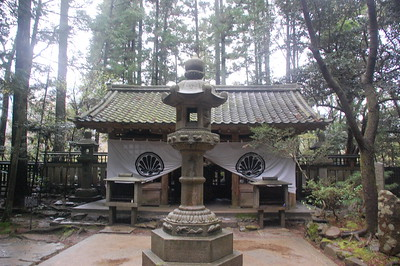 Okunoin Mao-den (Inner Temple)