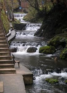 Kibune-gawa river