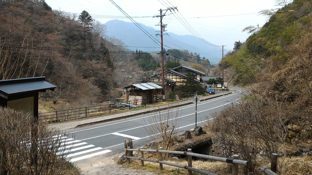 Just Above Tsumago