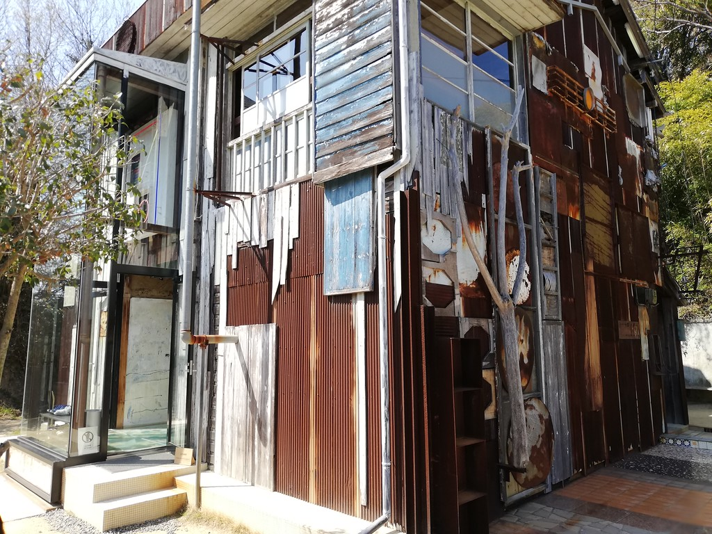 Haisha art house exterior