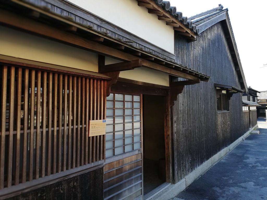 Ishibashi art house exterior