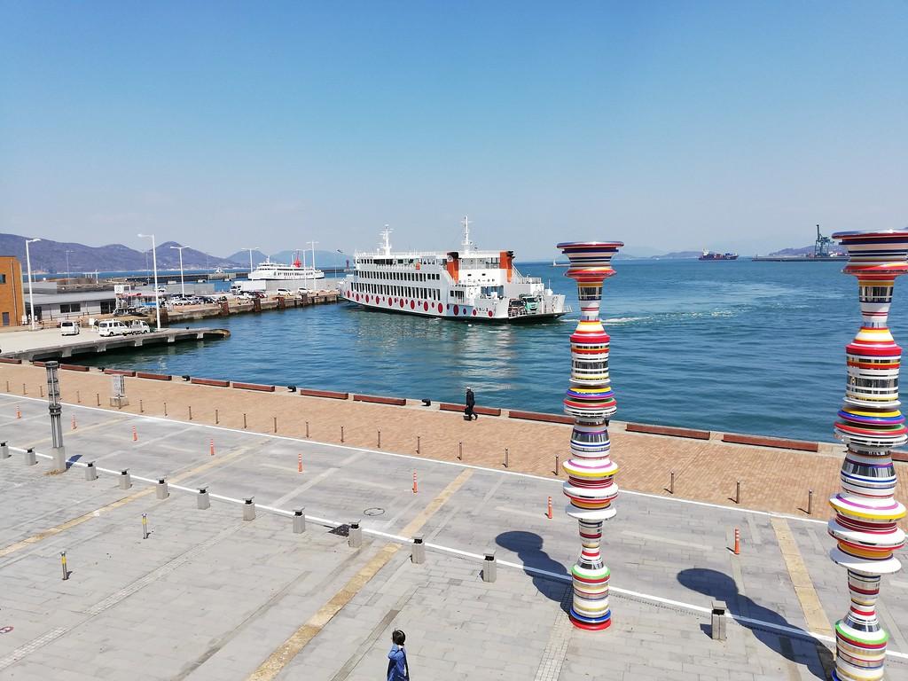 Takamatsu Port