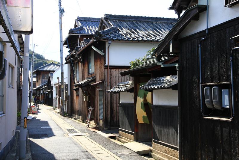 Naoshima streetscape. Editorial credit: Simon Poon / Shutterstock.com