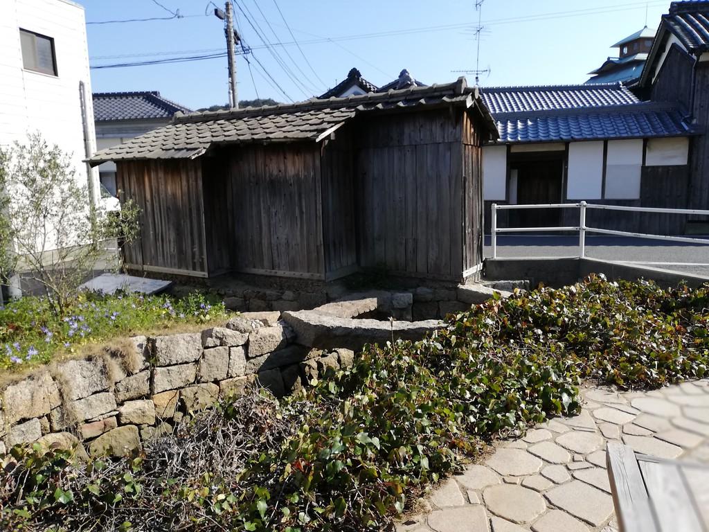 Honmura streetscape