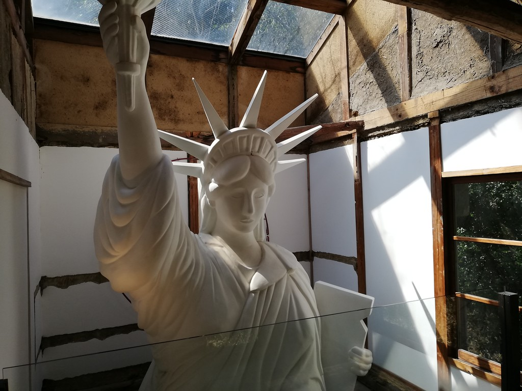 Statue of Liberty in Haisha