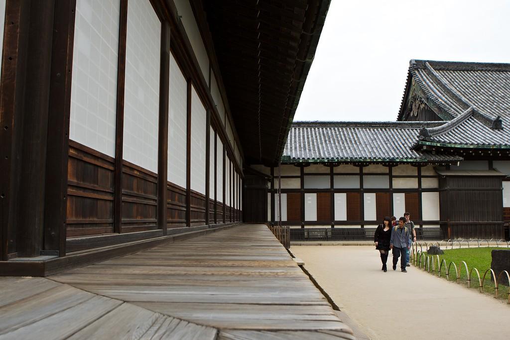 Nijo-jo Castle