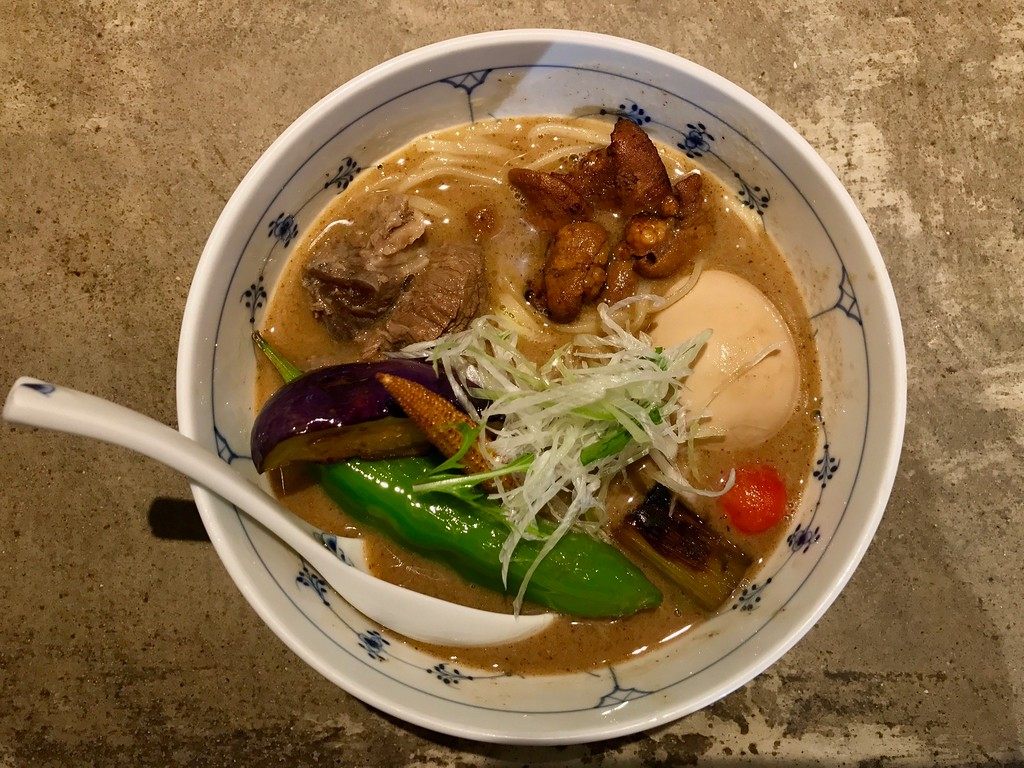 I can't stop thinking about this bowl of ramen.
