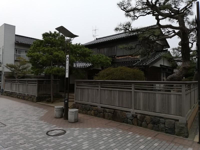 Wajima town center