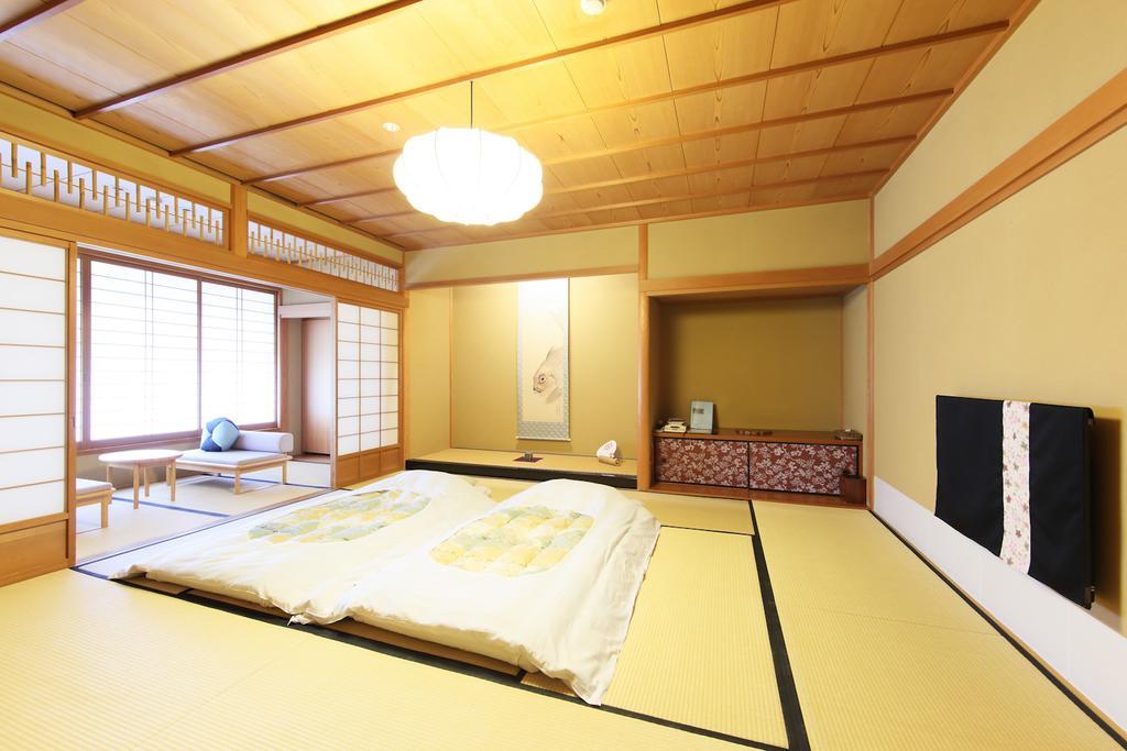 Gion Hatanaka guest room