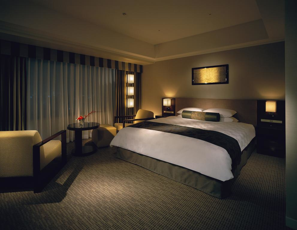 Kyoto Hotel Okura guest room