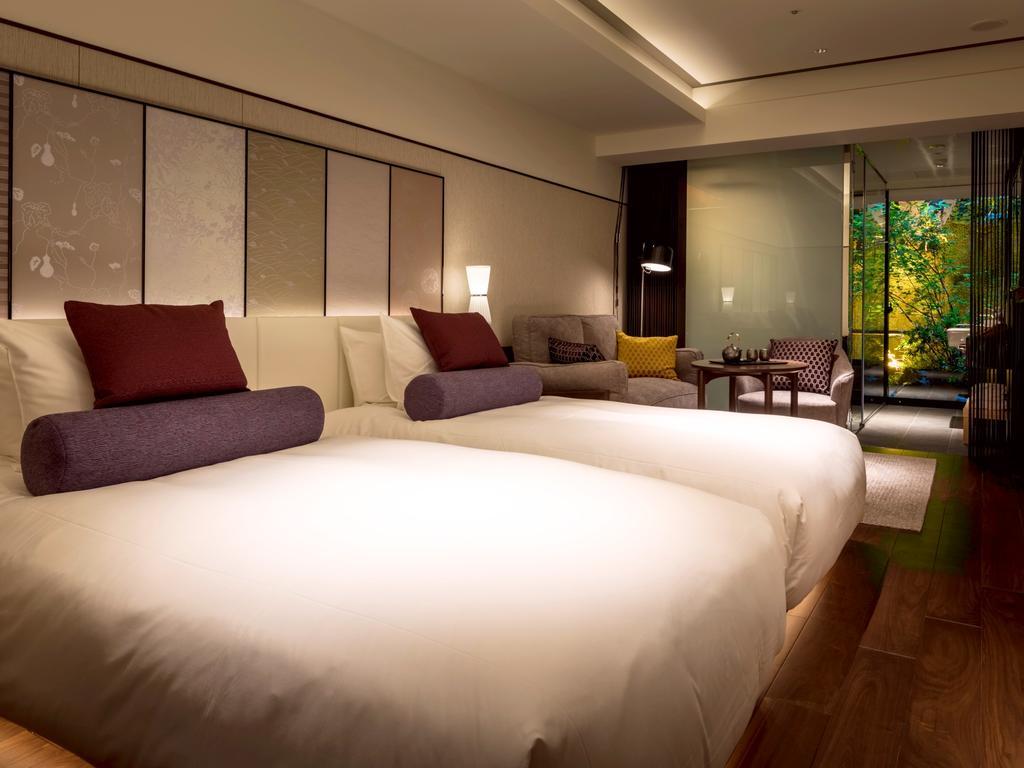 Solaria Nishitetsu guest room