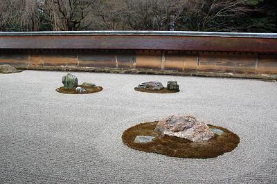 Ryōan-ji and Kinkaku-ji 2007