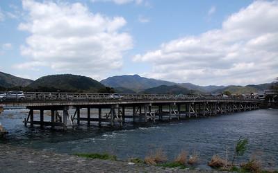 Togetsukyo Bridge, Kyoto
