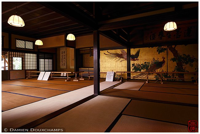 Sumiya Pleasure House - Central Kyoto image copyright Damien Douxchamps