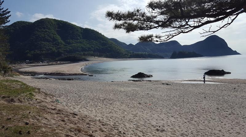 Takashima or Hei Beach