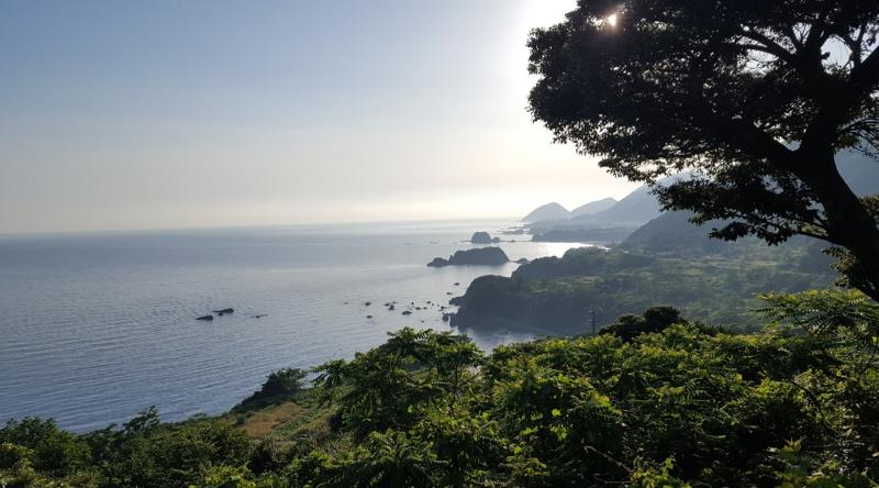 Tango coastline