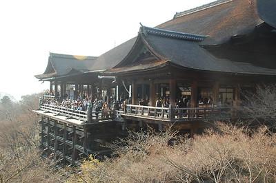 "Kiyomizudera (""pure water temple"")"