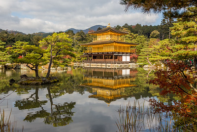 Kinkaku-ji Temple • Kyoto, Japan