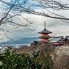 Kiyomizu-dera Temple.