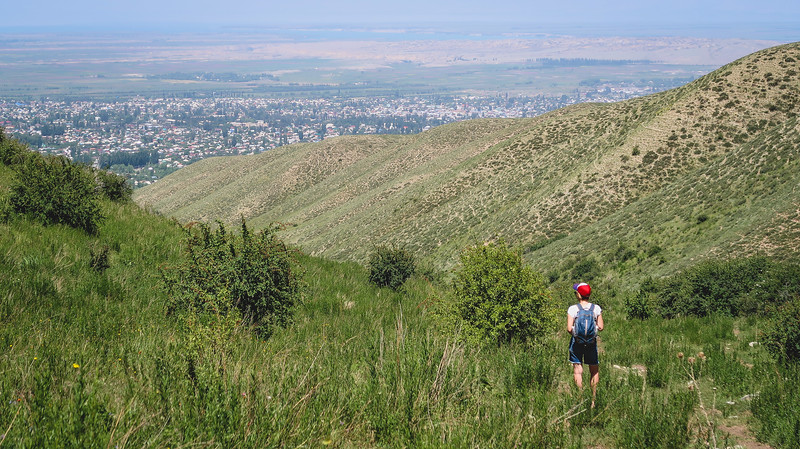 A day hike from Karakol with Eco Trek