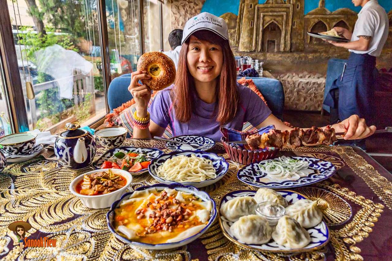คู่มือท่องเที่ยว Kyrgyzstan คีร์กีซสถาน travel guide, Central Asia เอเชียกลาง