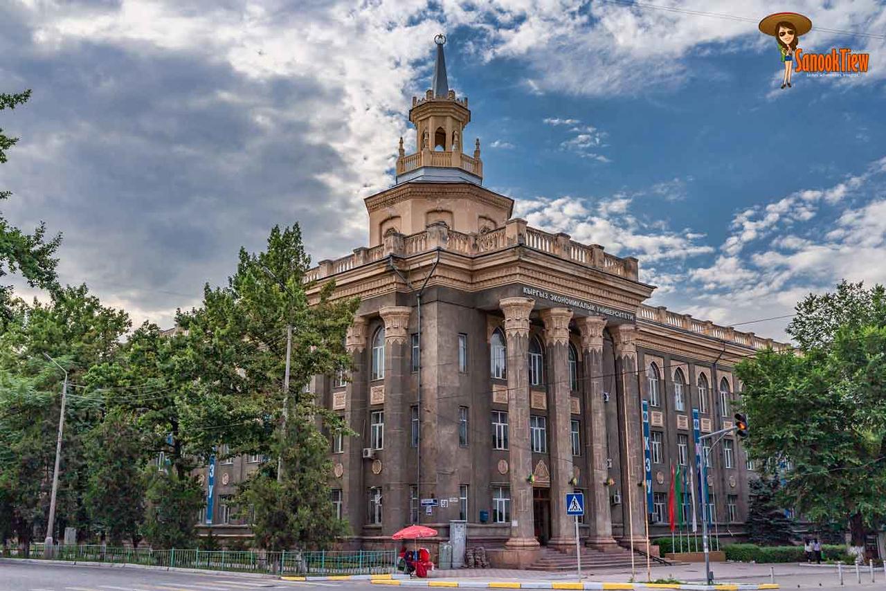 คู่มือท่องเที่ยว Kyrgyzstan คีร์กีซสถาน travel guide, Central Asia เอเชียกลาง bishkek, บิชเคก, กรุงบิชเคก