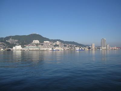 Nagasaki Harbour