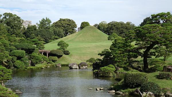 Suizenji Jōju-en Garden, Kumamoto 2016