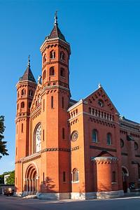 Heilig-Geist-Kirche St. Gabriel