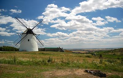 Windiges Land