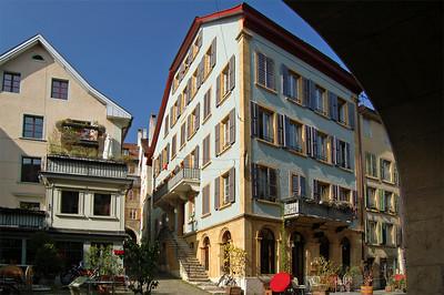 Untergasse / Rue Basse