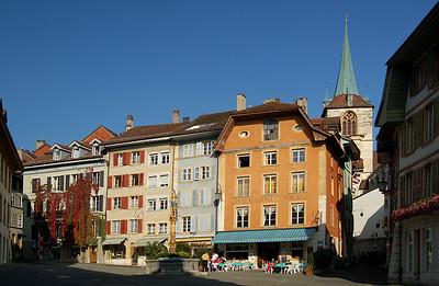 Bienne - Place du Bourg
