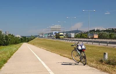 Slowakische Radwege (I)