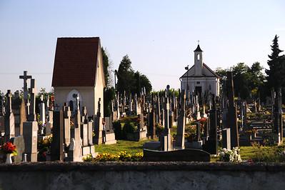 Slowakische Friedhöfe