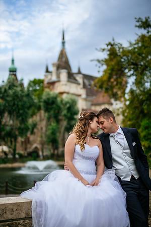 Lívi és Balázs esküvője