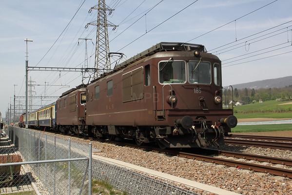 Switzerland April 2010