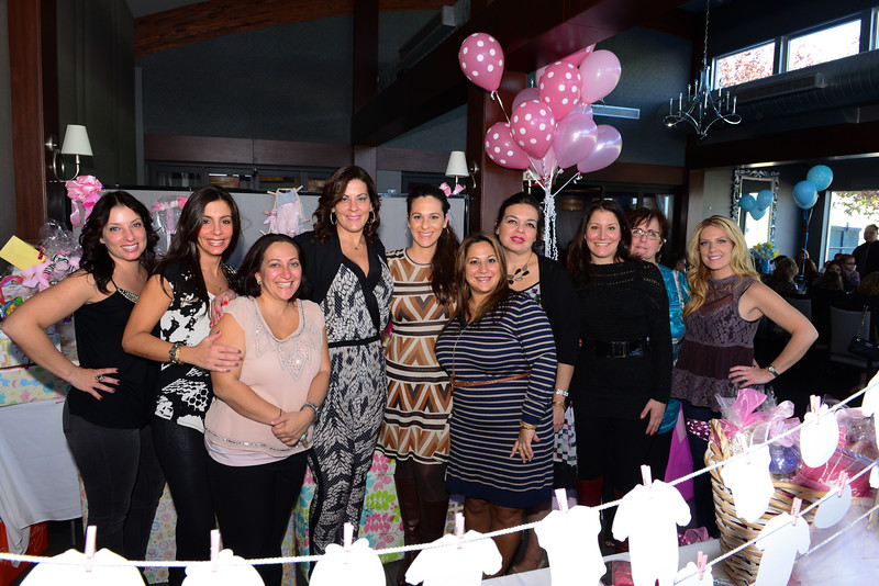 Marisa's  Baby Shower
