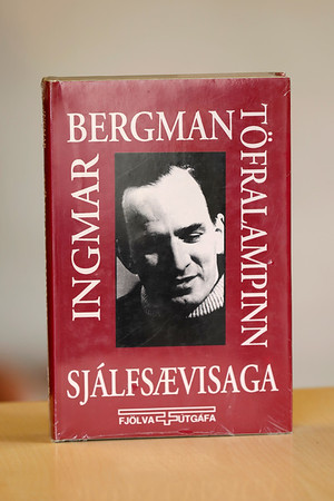 Töfralampinn : sjálfsævisaga / Ingmar Bergman