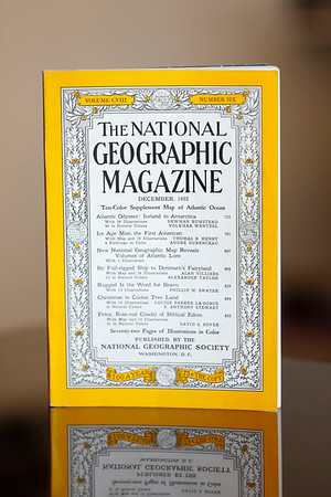 Natonal Geographic : December 1955