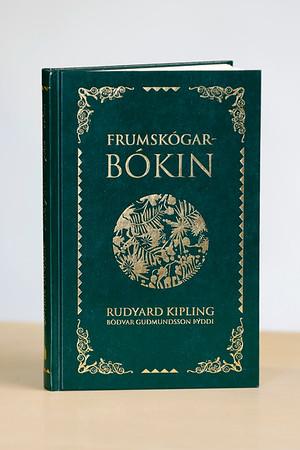 Frumskógarbókin : saga Mógla / [Rudyard Kipling