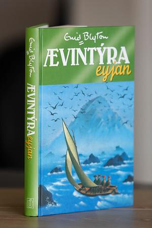 Ævintýraeyjan / Enid Blyton