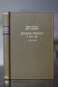 Íslensk tímarit í 200 ár