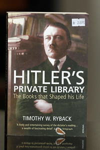 Hitler's private library - the books that shaped his life - Ryback T. W.
