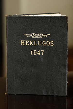 Heklugos 1947 /The Eruption of Hekla