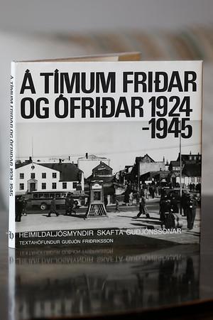 Á tímum friðar og ófriðar 1924-1945