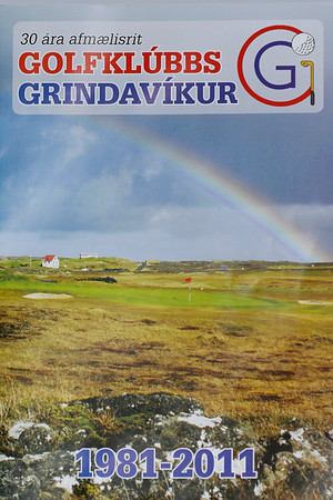 30 ára afmælisrit Golfklúbbs Grindavíkur : 1981-2011