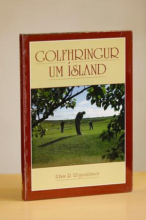 Golfhringur um Ísland / Edwin R. Rögnvaldsson