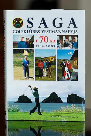 Saga Golfklúbbs Vestmannaeyja í 70 ár